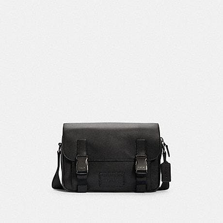 Coach Track C2715 Crossbody Bag In Black