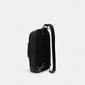 Coach Graham Pack C2931 Backpack In Black