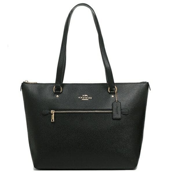 Coach Gallery Tote F79608 IMBLK In Black