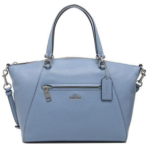 Coach Prairie Satchel Bag 79997 In Slate