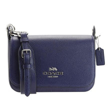 Load image into Gallery viewer, Coach Small Jes Messenger Crossbody Bag F76698 In Black