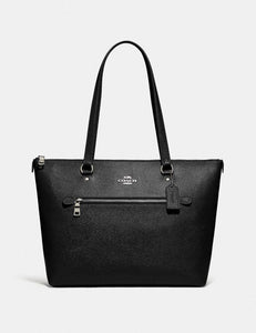 Coach Gallery Tote F79608 In Black