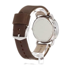 Load image into Gallery viewer, FOSSIL MEN'S WATCH THE COMMUTER TWIST BROWN LEATHER (ME1165)