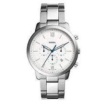 Load image into Gallery viewer, Fossil Analog White Dial Men's Watch (FS5433)