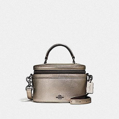 Coach Trail Bag F38590 (Platinum/Gunmetal)