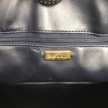 Load image into Gallery viewer, Preloved Bally Lambskin Shoulder Bag