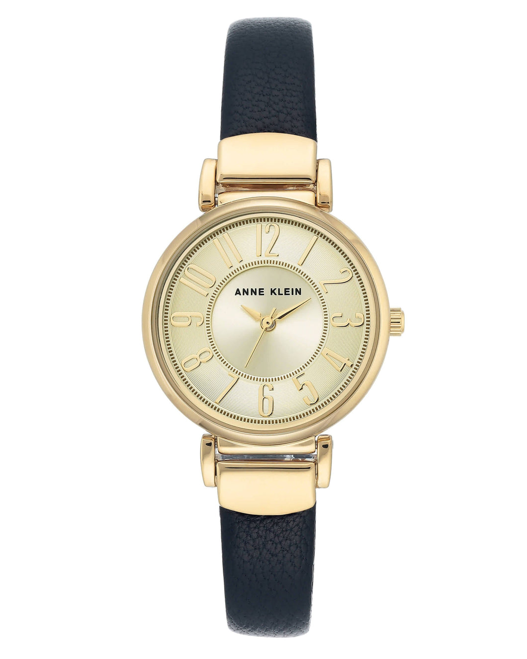 (PREORDER) Anne Klein Gold Dial Women Watch AK-2156CHNV