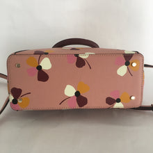 Load image into Gallery viewer, Kate Spade Medium Triple Compartment Satchel Jackson Dusk Buds WKRU6360 (Pink Multi)