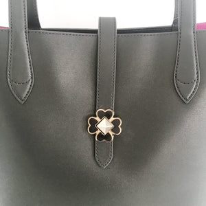 Kate Spade Kaci Medium Tote WKRU6275Z (Black)