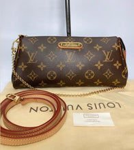 Load image into Gallery viewer, Preloved Louis Vuitton Mono Eva Pochette Two Way