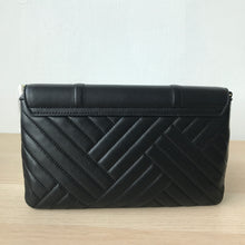 Load image into Gallery viewer, Tory Burch Alexa Clutch Black