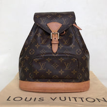 Load image into Gallery viewer, Preloved Louis Vuitton Monogram Montsouris MM Backpack