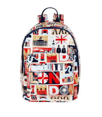 Harrods Iconic London Backpack