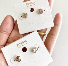 Load image into Gallery viewer, FOSSIL EARRINGS