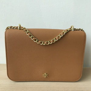 Tory Burch Emerson Adjustable Shoulder Bag (Cardamom)