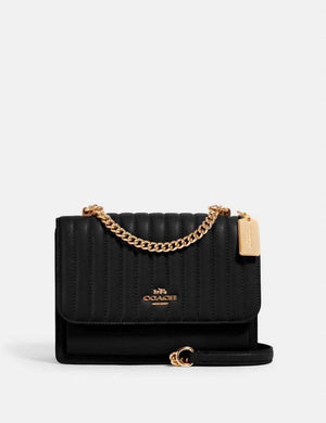 Preorder Coach Klare Quilted 2561 Crossbody Bag In Black