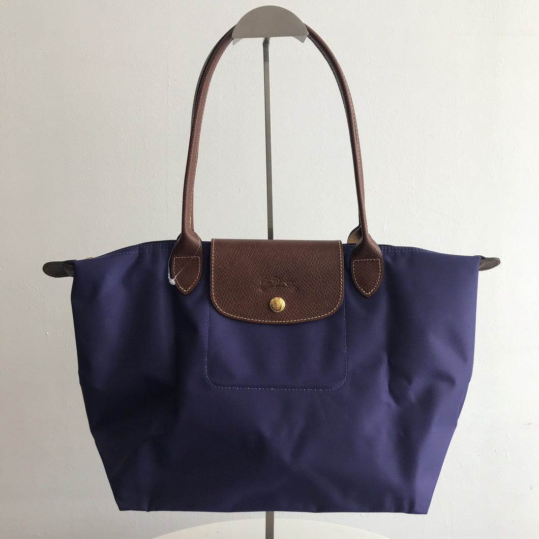 LONGCHAMP HANDBAG LE PLIAGE TOTE BAG S PURPLE