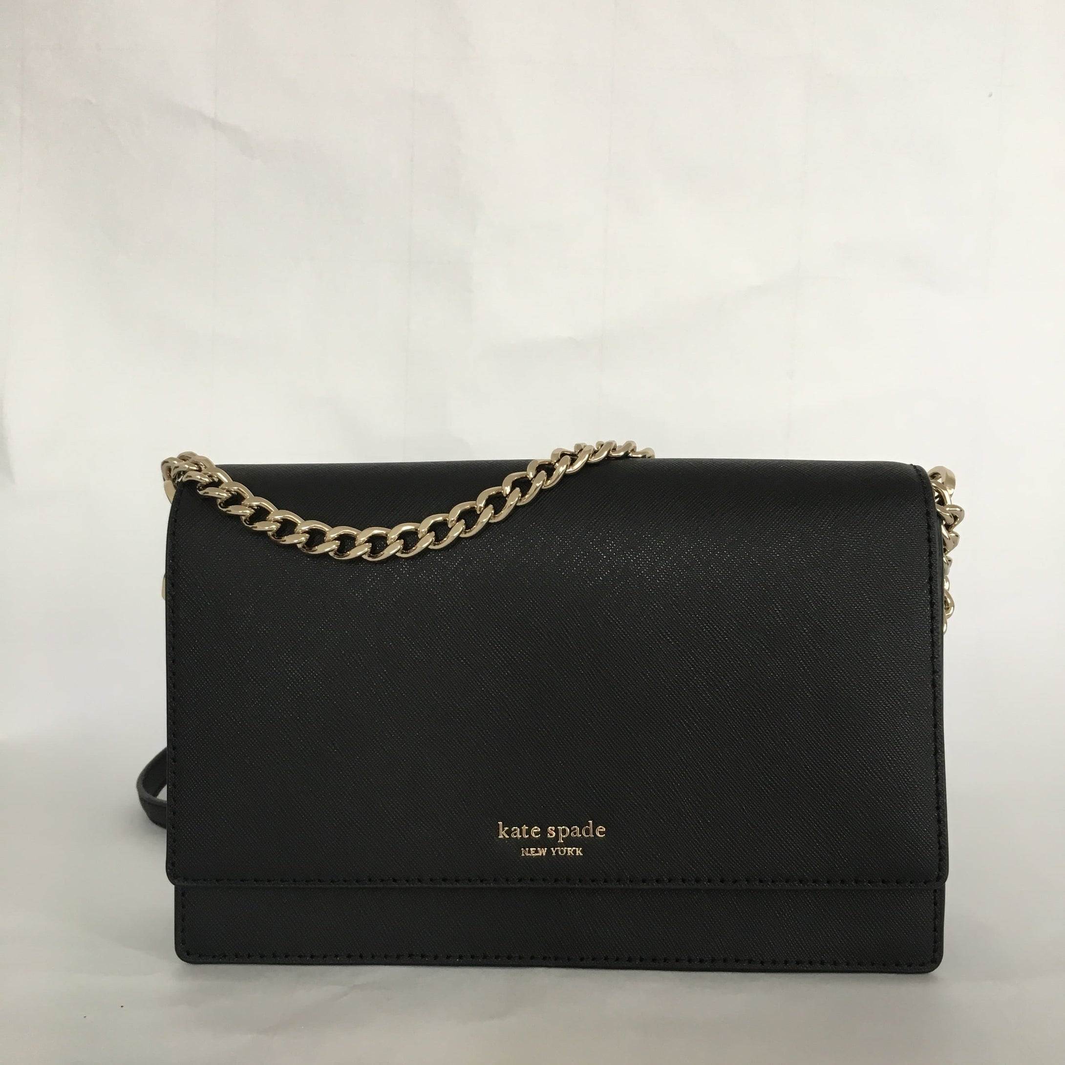 Kate Spade Cameron Convertible Crossbody WKRU5843 (Black)