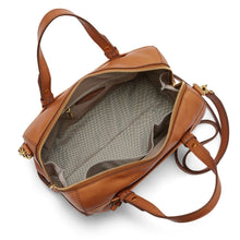 Load image into Gallery viewer, FOSSIL RACHEL SATCHEL (TAN)
