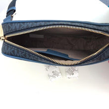 Load image into Gallery viewer, Michael Kors Fulton Sport Large EW Crossbody Bag (Dark Chambray Multi)
