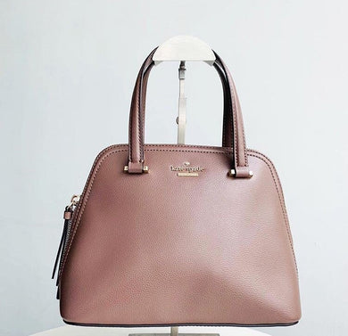 Kate Spade Patterson Drive Medium Dome Satchel WKRU5897 In Dusk Cityscape Bag