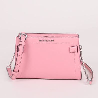 Michael Kors Rayne 35S0GU9C1L Small Crossbody Bag In Carnation