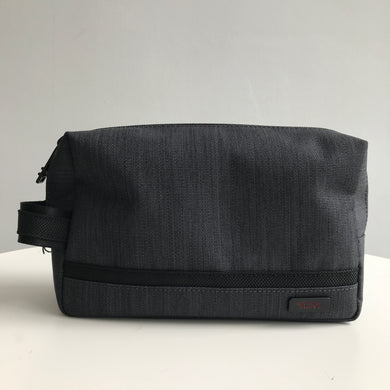 TUMI MEDIUM KIT POUCH (GREY)