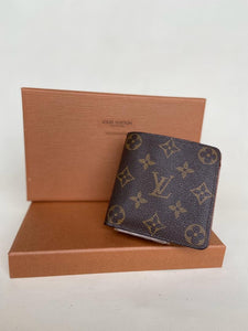 Preloved Louis Vuitton Mono Bifold Wallet