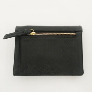 Fossil Aubrey Multifunctio Wallet SL7812001 (Black)