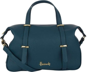 Harrods Rylett Barrel Bag