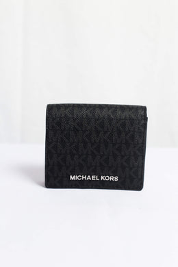 Michael Kors Jet Set Travel Medium Carryall Card Case 35S9STVD2B in Black