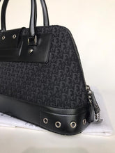 Load image into Gallery viewer, Preloved Christian Dior Trotter Canvas Handbag