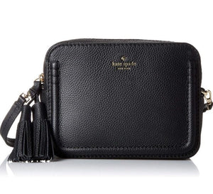 Kate Spade Arla Orchard Street WKRU5801 Crossbody Bag In Black