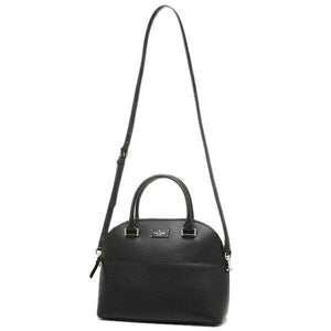 Kate Spade Grove Street Carli Satchel Bag WKRU4192 (Black)