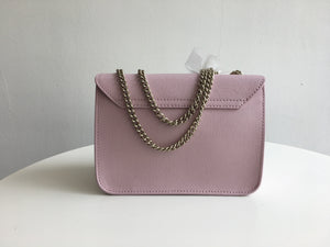 FURLA BELLA MINI CROSSBODY HANDBAG (SOFT PINK)