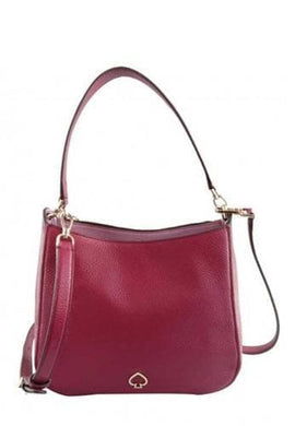 Kate Spade Kailee Small Double Compartment Shoulder Bag WKRU6488 Cranberrycocktail