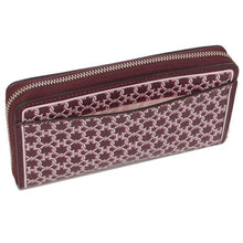 Load image into Gallery viewer, Kate Spade Large Continental WLRU6295 Spade Link Wallet In Pink Multi