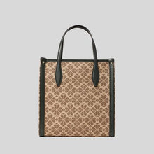 Load image into Gallery viewer, Kate Spade Medium North South Spade PXR00304 Tote Bag In Natural Multi