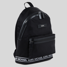 Load image into Gallery viewer, Michael Kors Kent 37S0SKNB2C Nylon Backpack In Black