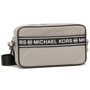 Michael Kors Small Kenly 35H9SY9C5C Black Nylon Camera Crossbody Bag