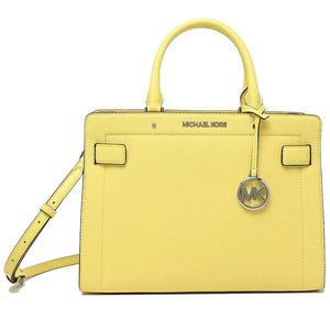 Michael Kors Rayne Medium EW Satchel Bag 35S0SU9S2L In Sunshine