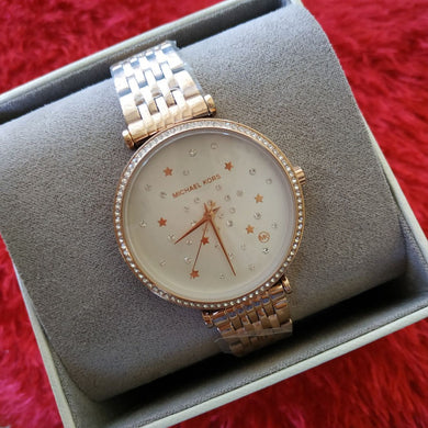 Michael Kors Women's MK4470 In Rose Gold