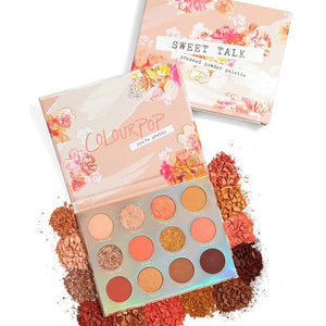 Colourpop Sweet Talk Pressed Powder Palette