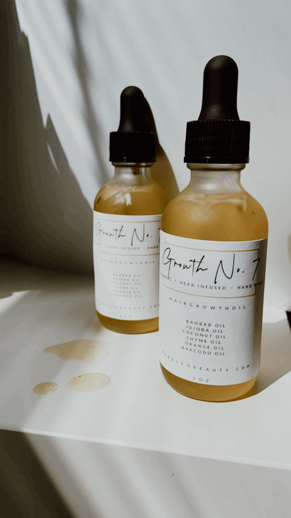 GROWTH NO. 7 HAIR OIL