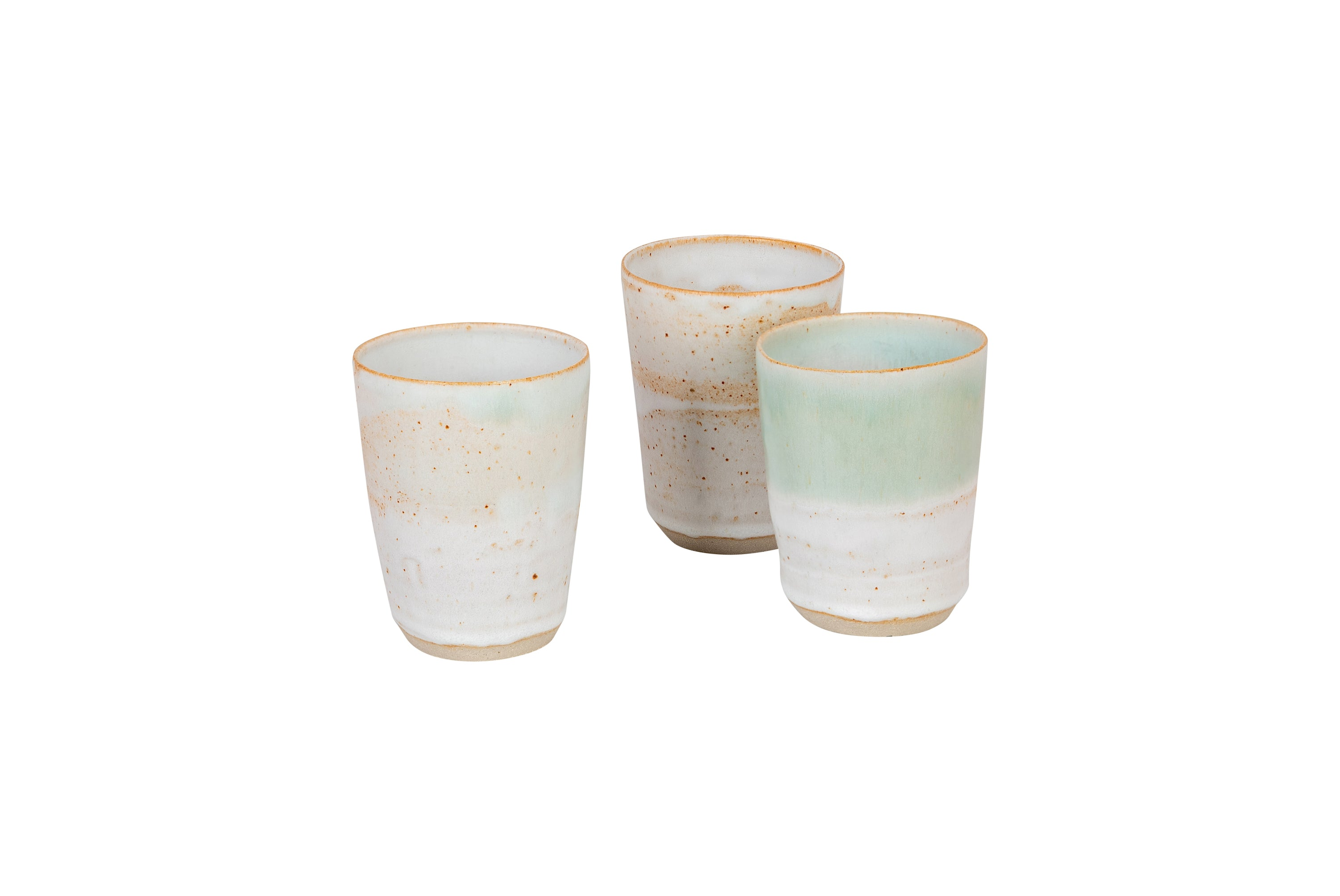 Small Ceramic Cups Florence St George