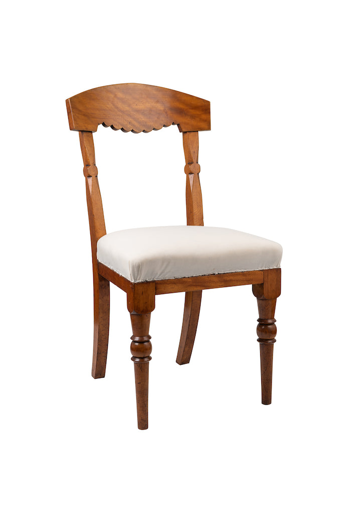 Set of Six Original 1850s Pugin Style Dining Chairs