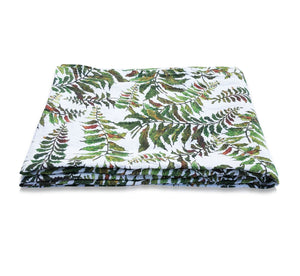 BERTIOLI BY THYME FERN TABLE CLOTH
