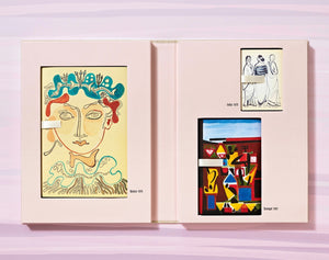 Françoise Gilot. Three Travel Sketchbooks: Venice, India, Senegal Edition of 5,000