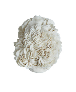 Porcelain Petals Sculpture by Lucinda Kirkby