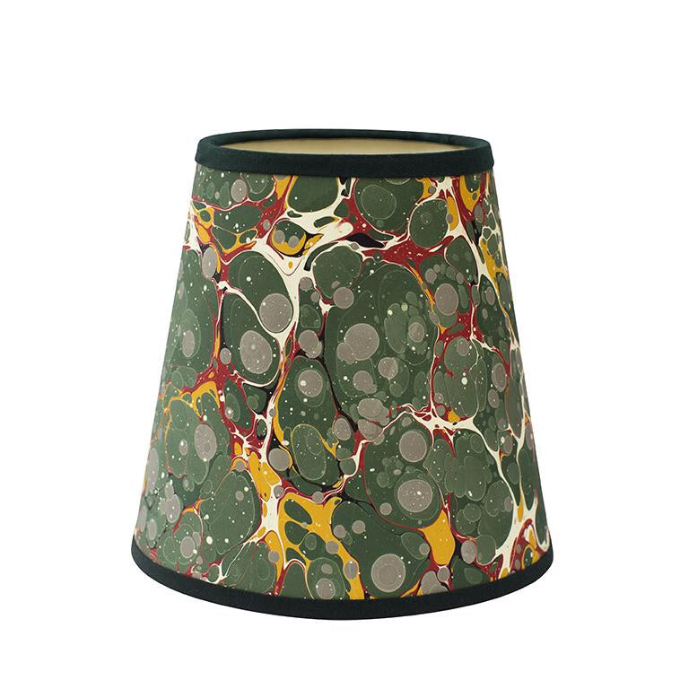 Green Antique Spot Lampshade